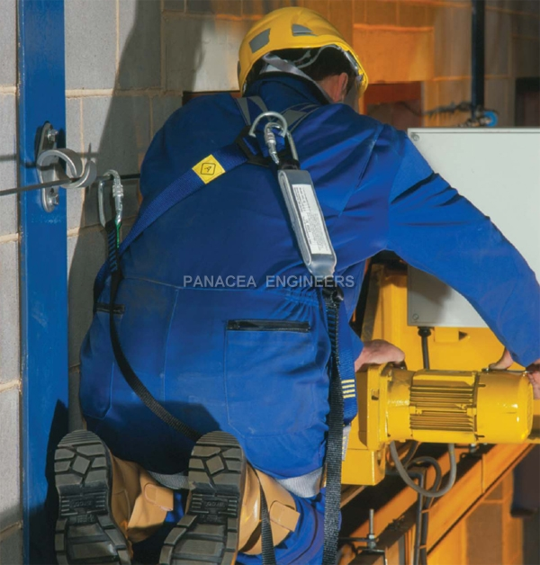 Safe Wire Fall Arrest System